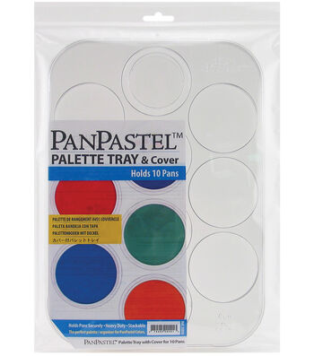 PanPastel 10 Color Palette Tray & Cover