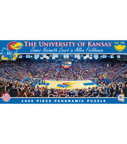 University of Kansas  Master Pieces  Panoramic Puzzle, , hi-res