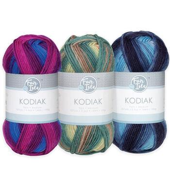 Fair Isle Kodiak Yarn-Space Dye