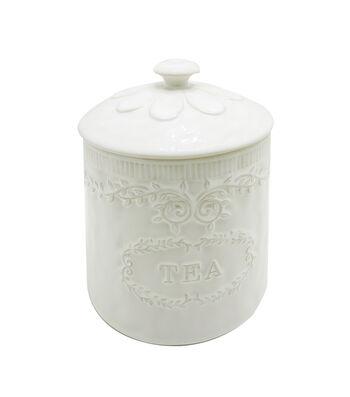 Hudson 43 Farm 5.32''x7.36'' Storage Jar-Tea