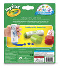 My First Crayola Washable Easy Grip Markers 3pc-Red, Yellow And Blue