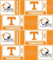 "University of Tennessee Volunteers Cotton Fabric 44""-Herringbone Box, , hi-res"