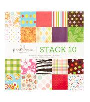 "DCWV 12""x12"" Cardstock Stack 10, , hi-res"