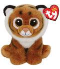 Ty Beanie Baby TIGGS Orange Tiger