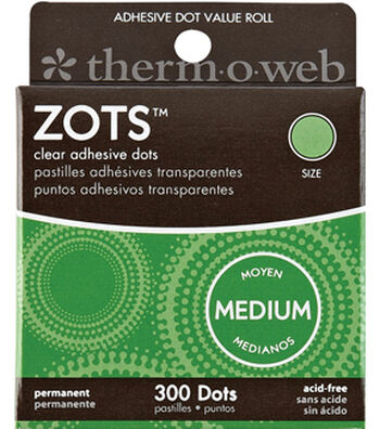 Memory Zots-md 300ct