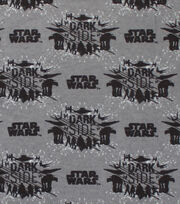 "Star Wars™: The Last Jedi Flannel Fabric 42""-Dark Side, , hi-res"