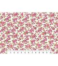 Buttercream™ Cosette Cotton Fabric 43\u0022-Tiny Floral Pink