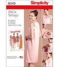 Simplicity Misses\u0027 Vintage 1960\u0027S Three Armhole Dress-8-10-12-14-16