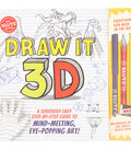 Draw It 3D Book Kit