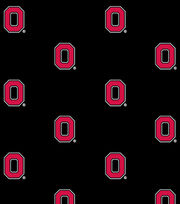 "Ohio State University Buckeyes Cotton Fabric 43""-Logo, , hi-res"
