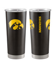 University of Iowa Hawkeyes 20 oz Insulated Stainless Steel Tumbler, , hi-res