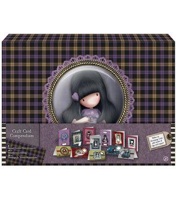 Santoro Gorjuss Craft Card Compendium-Tweed