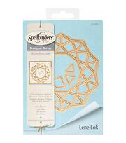 Spellbinders® Shapeabilities® 4 Pack Etched Dies-Geo Flower, , hi-res
