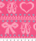 Blizzard Fleece Fabric 59\u0022-Ballerina Sweater Knit
