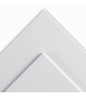 Canson® 5 pk 20''x30'' Illustration Boards-White