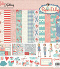 Photo Play Collection Pack 12\u0022X12\u0022-Paper Dolls