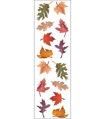 Mrs. Grossman's Stickers-Fall Leaves