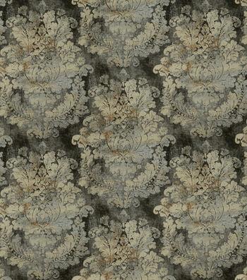 "Covington Multi-Purpose Decor Fabric 54""-Grand Damask Cindersmoke 949"