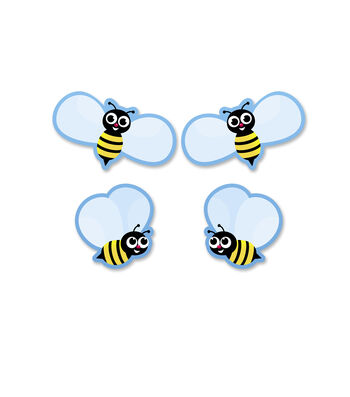 Busy Kids Learning Sticker Packs-Bees