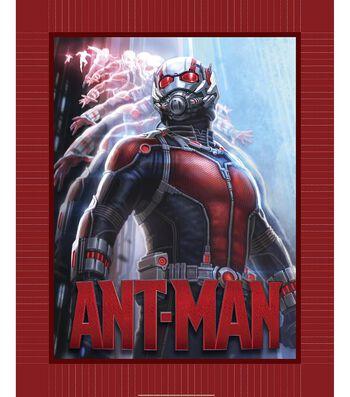 "No Sew Fleece Throw 48""-Ant Man"
