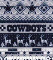 Nfl Dallas Cowboys Fair Isle Flc, , hi-res