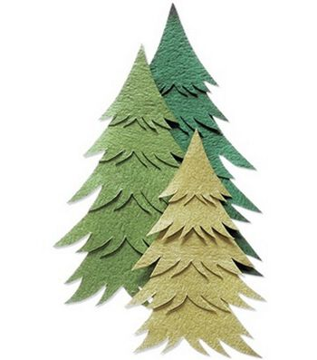 Jolee's By You-Pine Tree Green