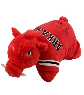 University of Arkansas Razorbacks Pillow Pet