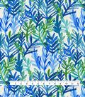 Waverly® Spotlight Upholstery Fabric 54\u0027\u0027-Cobalt Vibrant Canvas