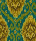 Home Decor 8\u0022x8\u0022 Fabric Swatch-IMAN Home Ubud Jasper