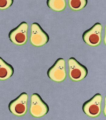 """Snuggle Flannel Fabric 42""""-Avocado Duo"""