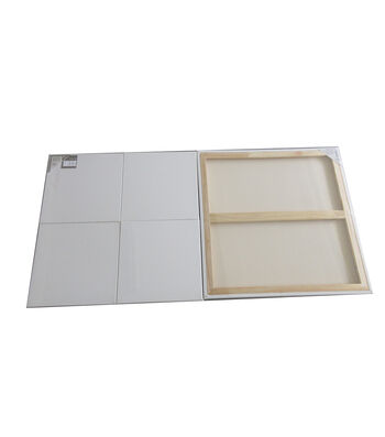 Artist Value 5 pk 24''x24'' & 12''x12'' Canvases