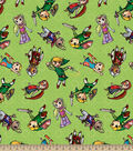 Nintendo The Legend of Zelda Cotton Fabric 43\u0022-Gang