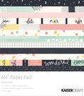 Kaisercraft Paper Pad 6.5\u0022X6.5\u0022-Daydreamer