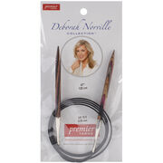 "Deborah Norville Fixed Circular Needles 47"" Size 10.5/6.5mm, , hi-res"