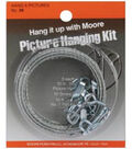 Darice Six Picture Hanging Kit
