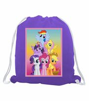 "My Little Pony Giftable 48"" No Sew Fleece Throw Kit, , hi-res"