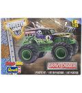 SnapTite Plastic Model Kit-Grave Digger Monster Truck 1:25