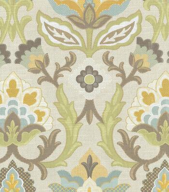 """Waverly Upholstery Fabric 54""""-Isadora Haze"""