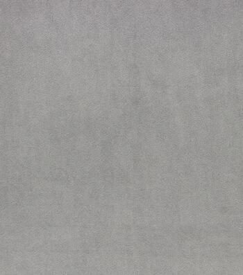 Hudson 43 Upholstery Velvet Fabric 58''-Pewter