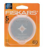 Fiskars Rotary Cutter Blade Refills-60mm 5/Pkg, , hi-res