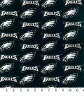 Philadelphia Eagles Cotton Fabric 58\u0027\u0027-Logo