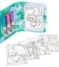 Crayola Color Wonder On The Go Coloring Kit-Disney Princess