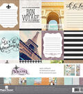 Paper House Paper Crafting Kit 12\u0022X12\u0022-France