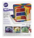 Wilton® Cake Pan Set-Square Checkerboard