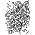 Darice Embossing Folder Henna
