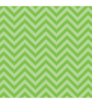 Fadeless Chevron 48x12 Lime, , hi-res