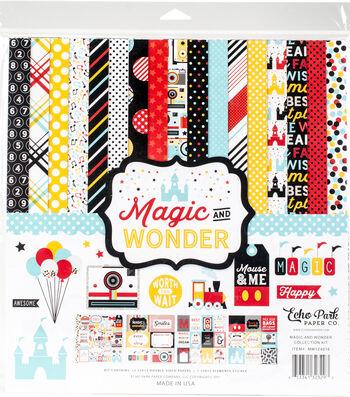 """Collection Kit 12""""X12""""-Magic & Wonder"""