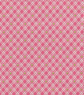 """Keepsake Calico™ Cotton Fabric 44""""-Golfpant Begonia"""