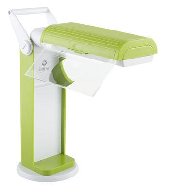 OttLite 13 Watt Task Lamp-Green