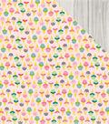 Summer Fun Double-Sided Cardstock 12\u0022X12\u0022-Sweet Treats
